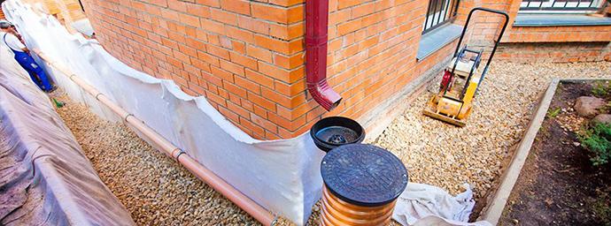 Как сделать гидроизоляцию частного дома 688