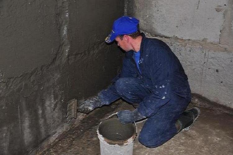 Гидроизоляция проникающего пенетрирующего действия гидроизоляция аквамаст для фундамента цена
