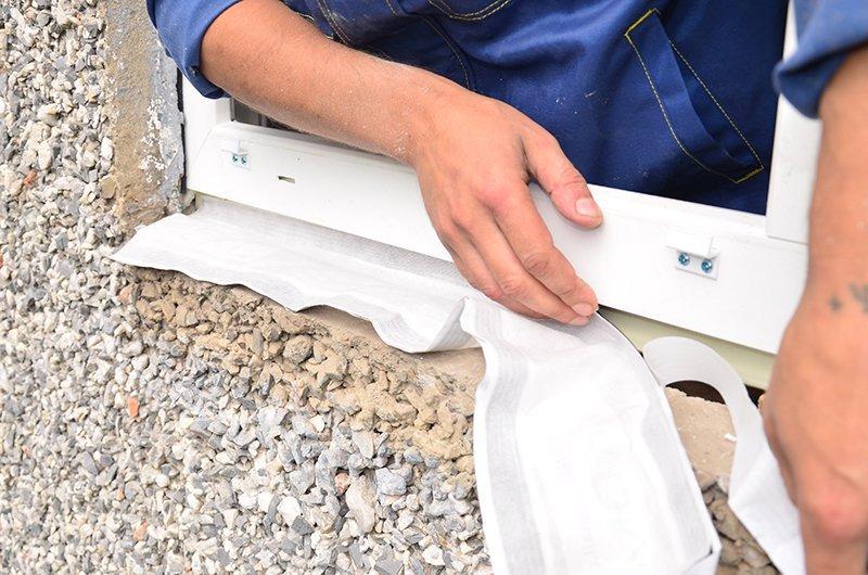 Гидроизоляция пластиковые окна материал для гидроизоляция террасы спб