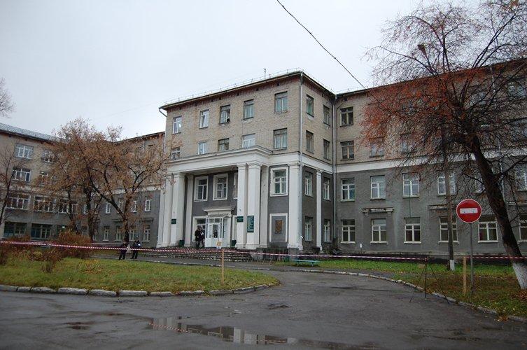 Областная детская больница пермь адрес